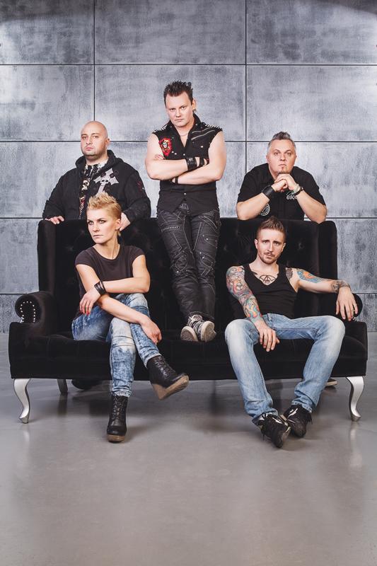 Группа «КняZz» (зима 2014)