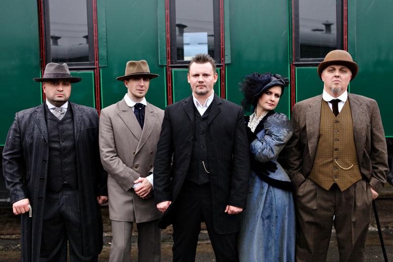 Группа «КняZz» («Пассажир», 2015)