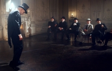 Съемки видеоклипа «Фокусник»
