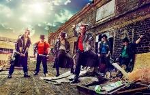 Группа «КняZz» (весна 2012)