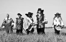 Группа «КняZz» (осень 2014)