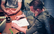Эфир на Rock-Online (июнь 2011)